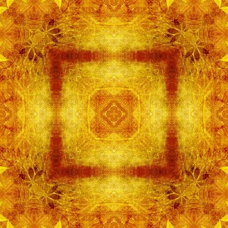 art nuvo colorful ornamental vintage pattern photo
