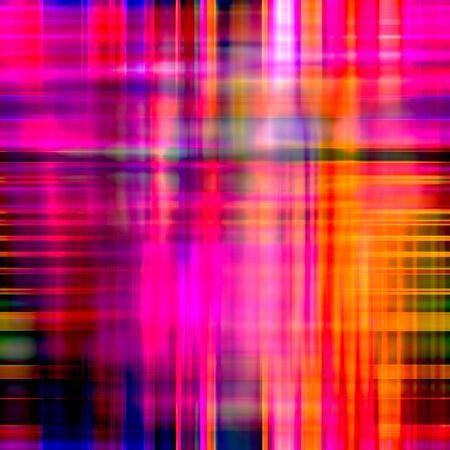art abstract rainbow pattern background Stock Photo - 17386787