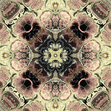 art vintage damask seamless pattern background  Stock Photo - 17387866