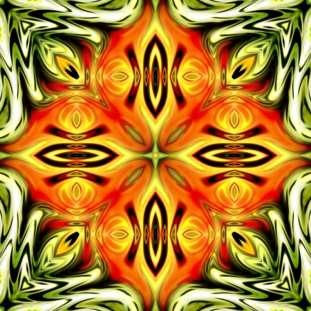 art vintage glasses geometric golden ornamental pattern Stock Photo - 17387086