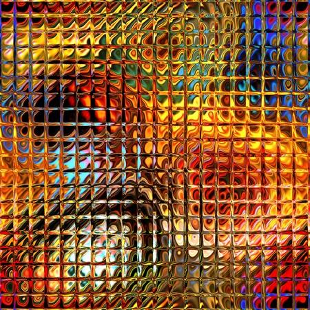 arte abstracto: el arte abstracto de fondo sin fisuras patr?n de colores