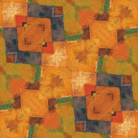 tribal design: art eastern national traditional pattern