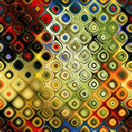 kunst abstract regenboog geometrische naadloze patroon achtergrond