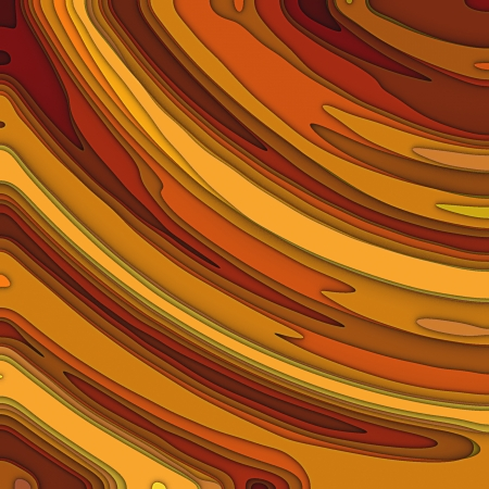 abstracted: art abstracted colorful chaotic pattern background in gold and red
