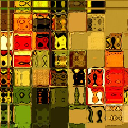 art abstract rainbow geometric pattern background Stock Photo - 17395135