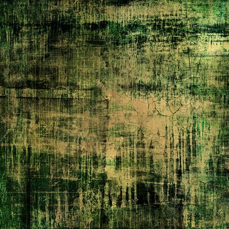 art abstract grunge green textured background Stock Photo - 17397423