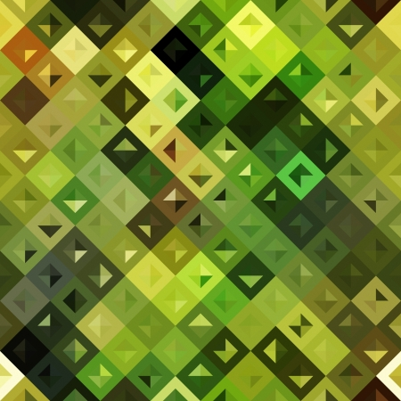 art abstract geometric textured bright green background  photo