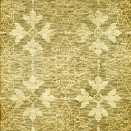 art vintage pattern, grunge background photo