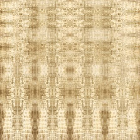 art colorful ornamental vintage seamless pattern in brown and sepia photo