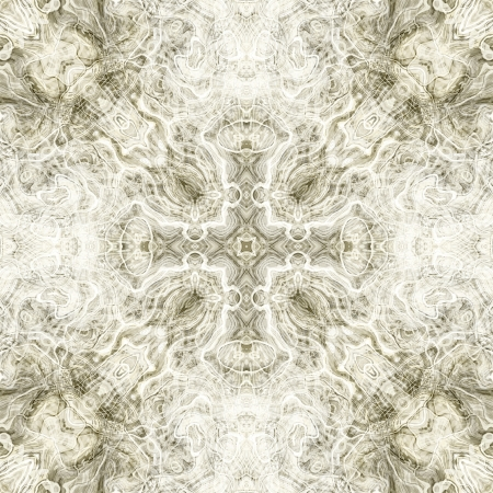 art ornamental vintage pattern, monochrome background in white, grey and black colors photo
