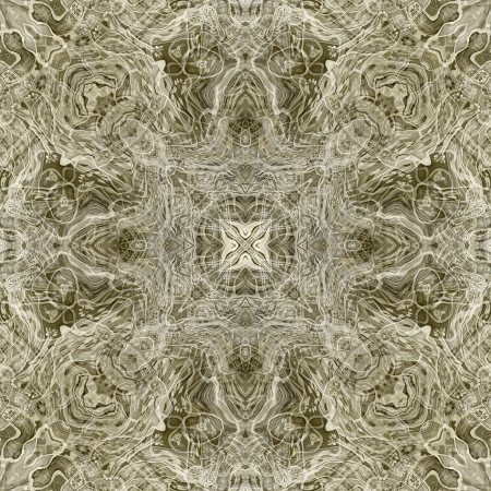 art ornamental vintage pattern, monochrome background in white and grey colors Stock Photo - 21142373
