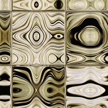 art abstract geometric textured bright background in sepia, black and white colors photo