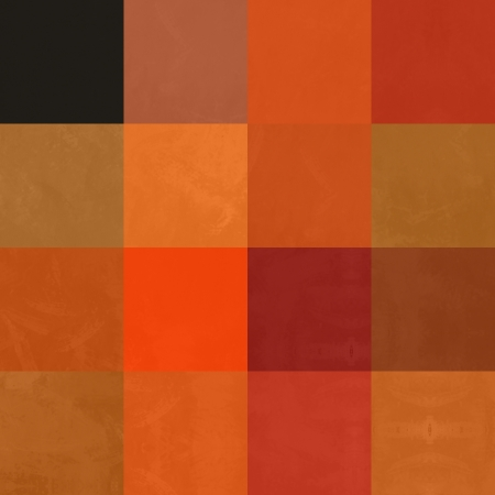 art abstract vibrant geometric pattern, background in red and brown colors photo