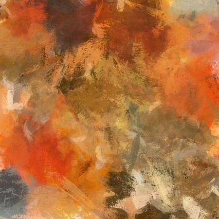 pinturas abstractas: arte abstracto pintado de fondo con pech y gris manchas