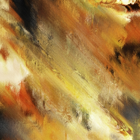 art abstract grunge dust textured background in beige, orange, red and brownl colors photo