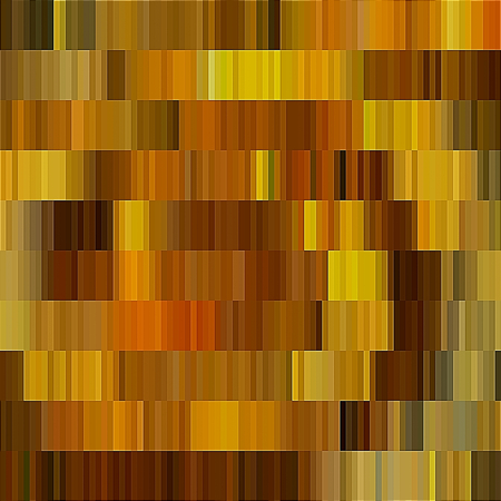art abstract bright golden and brown tiles background, seamless pattern photo