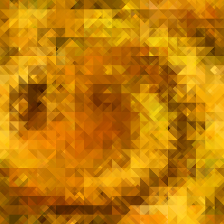 art abstract misty golden tiles background, seamless pattern  photo