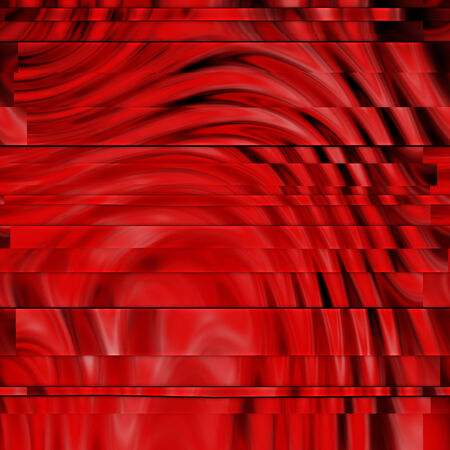 art abstract geometric textured background in red color; seamless pattern photo