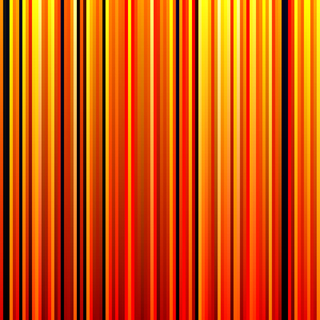 art abstract geometric striped pattern; bright colorful background in red and gold colors photo