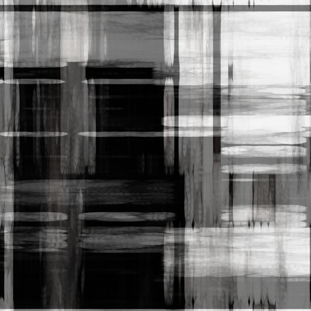 art abstract monochrome silk textured blurred background in black, grey and white colors photo