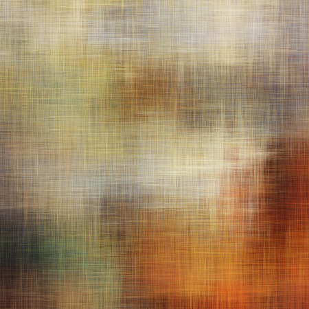 art abstract geometric pattern blurred background in white, grey, gold, orange, black and brown colors photo