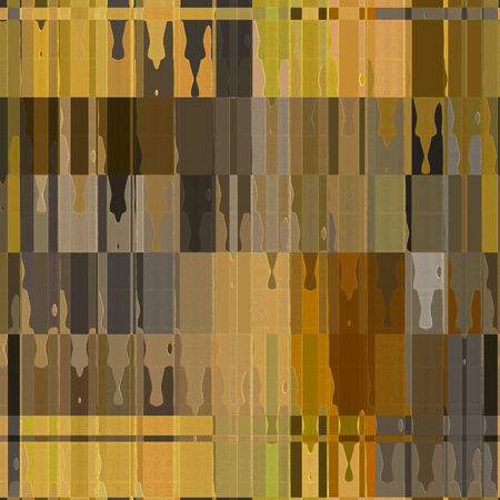 art abstract colorful geometric seamless pattern; tiled background in gold, grey and black colors photo