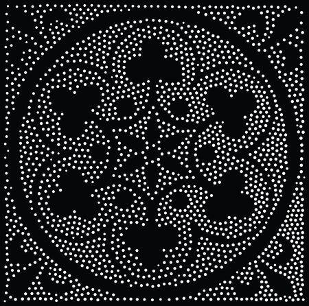 interrior: Portuguese azulejo tiles. Seamless patterns. For scrapbooking, wallpaper, wrapping paper, interrior, web design, print. Illustration