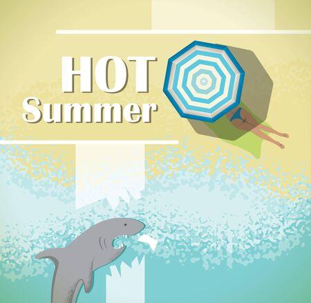 holidays: summer holidays poster