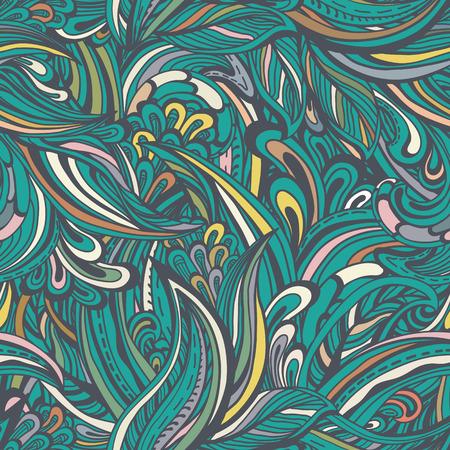 floral seamless pattern Illustration