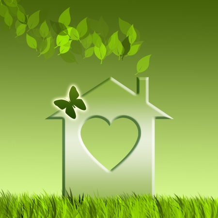 Green home for Recycling