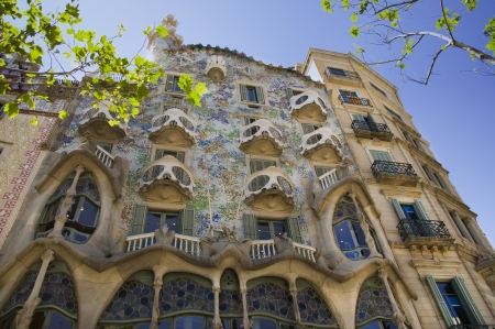 Batllò House in Barcelona