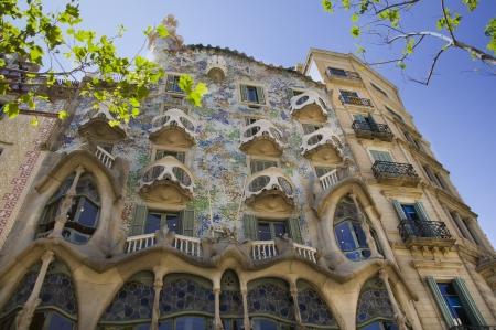 Batllò House in Barcelona