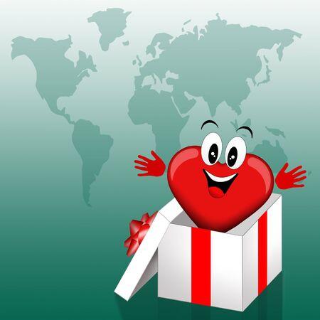 organ donation: Organ donation with heart