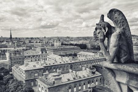 gargoyles: Gargoyles of Paris