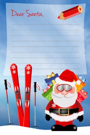 my dear: Caro Babbo Natale