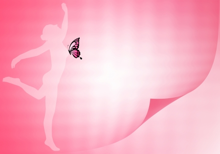 Breast cancer prevention background photo