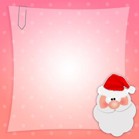 wishlist: Christmas wishlist Stock Photo