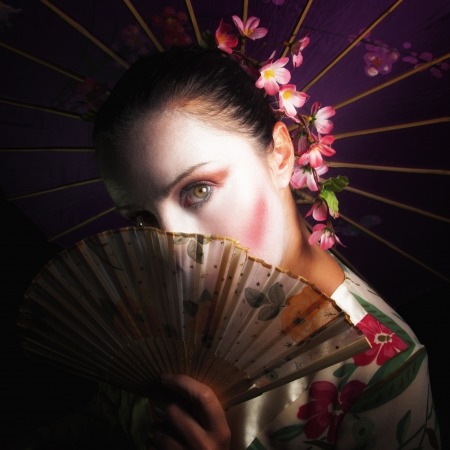 Geisha photo