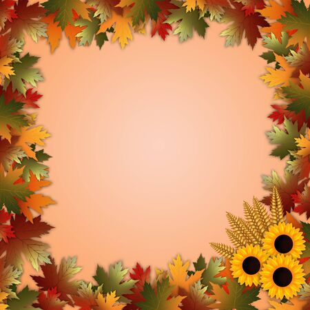 Thanksgiving day background photo