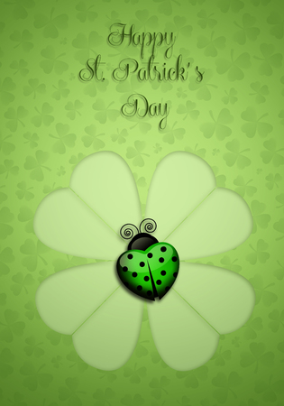 st paddy s day: Happy Saint Patricks Day Stock Photo