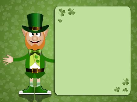 saint paddy's: Happy St  Patricks Day Stock Photo