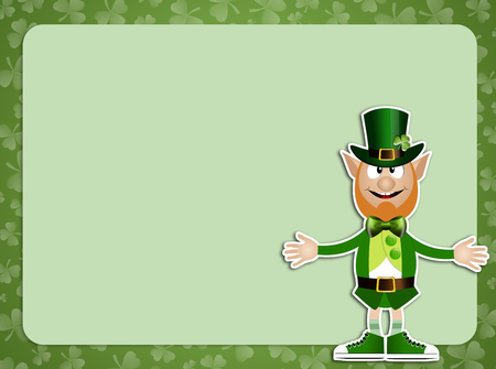 st paddy s day: Happy St  Patricks Day Stock Photo