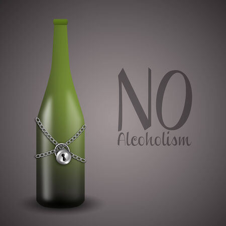 alcohol abuse: No alcoholism