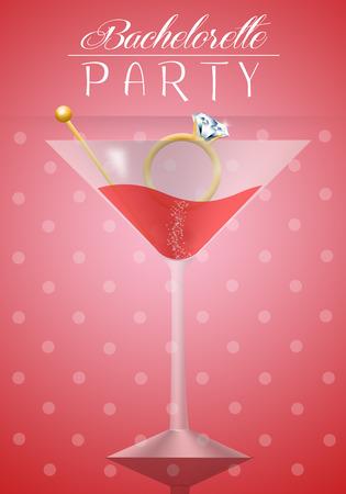 Bachelorette party Stock Photo