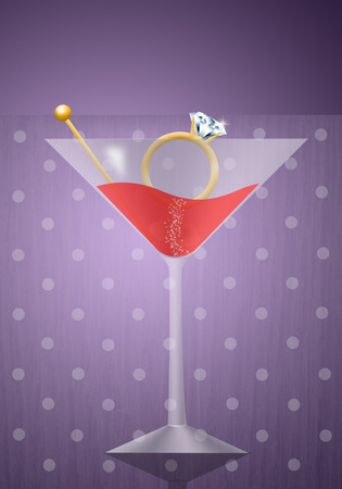 unmarried: Drink for bachelorette party