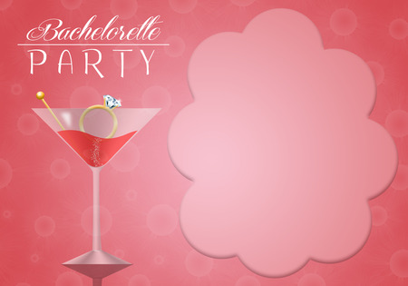 bachelorette party: Bachelorette party Stock Photo