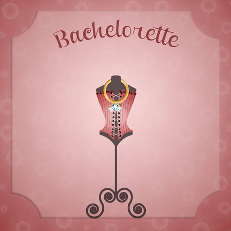 Bachelorette Party invitation photo