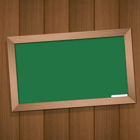 illustration of blackboard background illustration