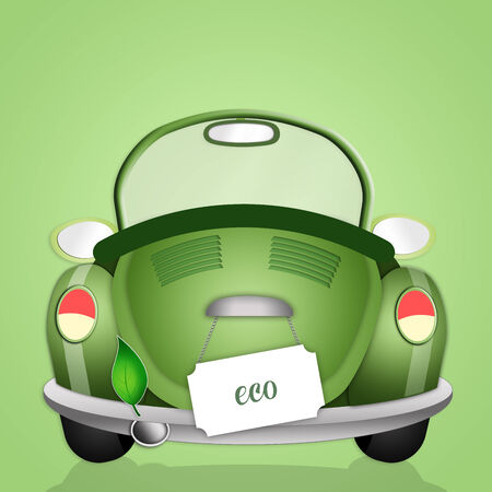 ecological car respect for the planet