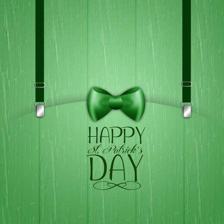 suspenders: Happy St. Patrick Day